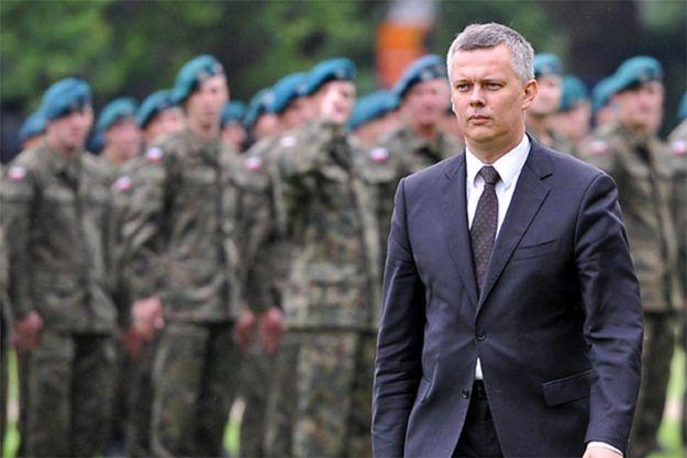 Tomasz Siemoniak: świat stawia Wojsku Polskiemu coraz wyższe wymagania