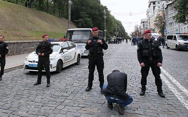 """Eksplozja w Kijowie to """"próba zabójstwa""""?"""