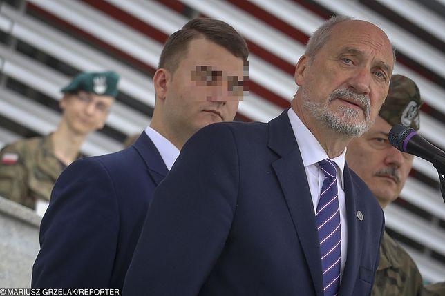 W prokuraturze toczy się śledztwo ws. legalności wejścia Bartłomieja M. do CEK NATO