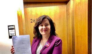 Beata Maciejewska (Lewica) chce powołać Parlamentarny Zespół ds. Legalizacji Marihuany