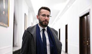 Zastępca rzecznika PiS oraz poseł Prawa i Sprawiedliwości Radosław Fogiel