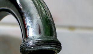 Woda z wodociągów nie nadaje się do picia