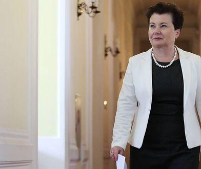 Hanna Gronkiewicz - Waltz o nękaniu zawiadomiła policję