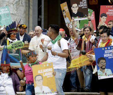 W Watykanie trwa synod biskupów na temat Amazonii