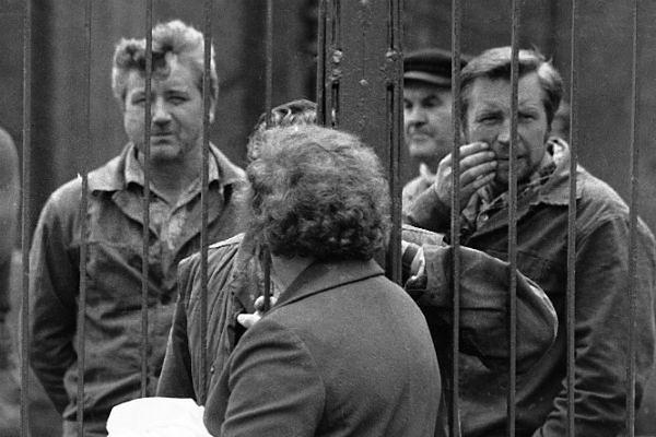 35 lat temu wybuchły strajki robotnicze w Szczecinie