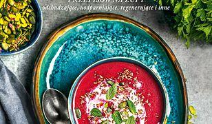 Zupy moc. 70 przepisów na zupy odchudzające, uodparniające, regenerujące i inne