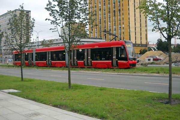 W weekend w katowickich Szopienicach nie będą kursować tramwaje