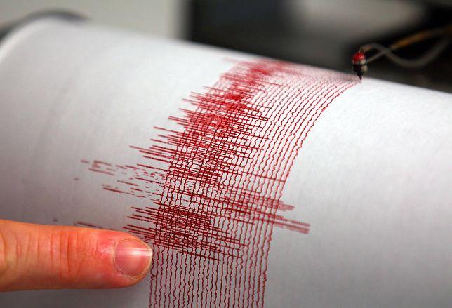 Silne trzęsienie ziemi we Francji. Trzy osoby są ranne