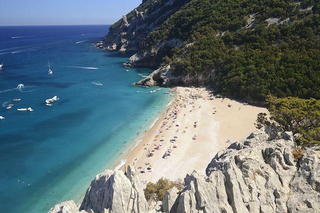 Za wywożenie piasku z Sardynii grozi nawet do 13 tys. zł