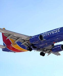 USA. Agresywny pasażer wybił stewardesie Southwest Airlines dwa zęby