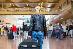 Agresywna pasażerka na lotnisku. Ubliżała pracownikom portu