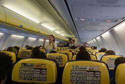 Wrocław. Pijany pasażer awanturował się na pokładzie samolotu. Miał 2 promile we krwi