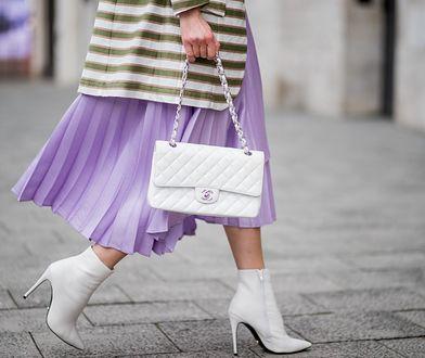 Plisowana spódnica - Zara ma w swojej ofercie model w stylu retro