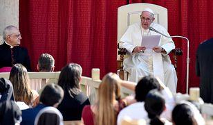 LGBT. Papież Franciszek spotkał się z rodzicami osób homoseksualnych