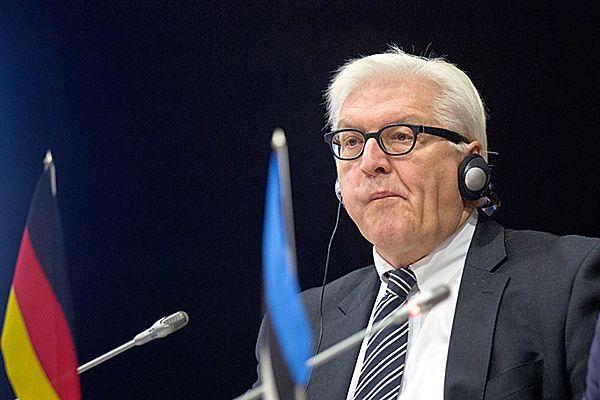 Frank-Walter Steinmeier: UE nie chce konfrontacji z Rosją, lecz musi działać