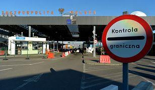 Przejście graniczne z Ukrainą - zdjęcie ilustracyjne