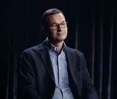Mateusz Morawiecki odpowiada na pytania dotyczące jego polityki. Jak twierdzi KPRM, ma to być próba odzyskania inicjatywy w trudnym, nadchodzącym roku wyborczym