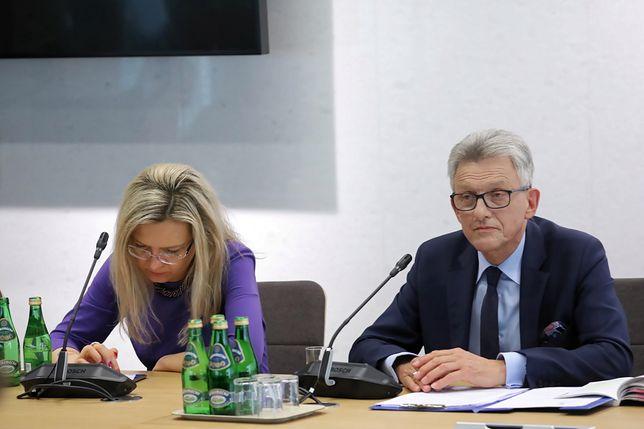 Stanisław Piotrowicz nadal przewodniczącym komisji