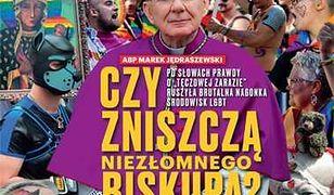 """Tygodnik """"Sieci"""" na okładkowy temat wybrał """"nagonkę"""" na abp. Jędraszewskiego"""