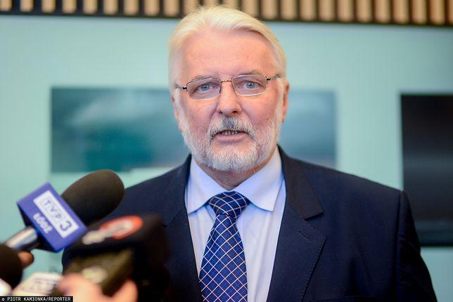 Witold Waszczykowski: Do Smoleńska nie powinien lecieć nikt z najwyższych władz