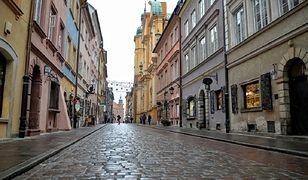 Stare miasto pięknieje? Wymienili nawierzchnię