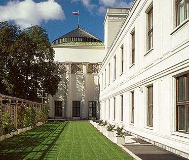 Sejm inwestuje miliony w... Sejm
