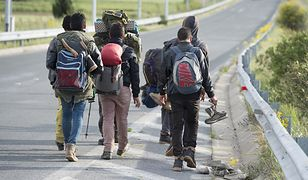 Uchodźcy na Grecji i Macedonii
