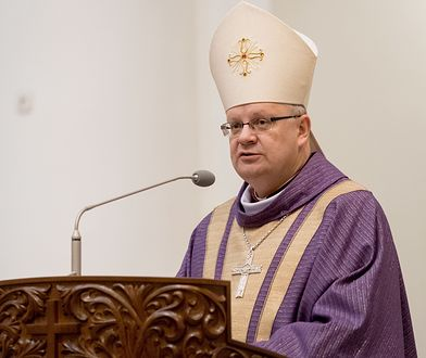 Biskup Andrzej Czaja.
