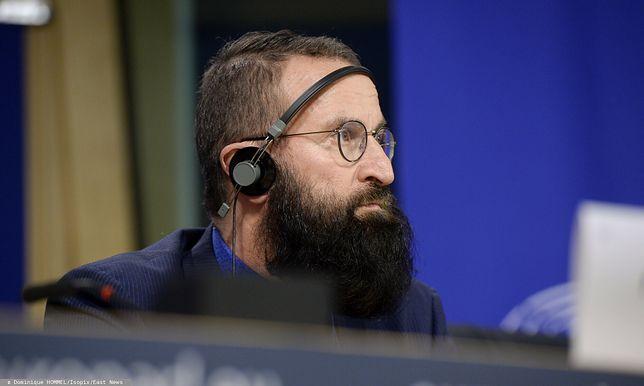 Europoseł Fideszu József Szajer