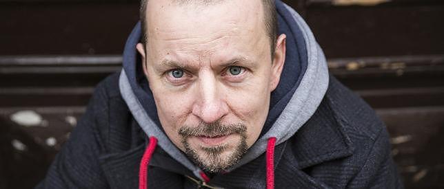 Dziennikarz i pisarz Michał Olszewski, laureat nagrody im Kapuścińskiego
