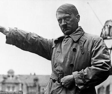 Hitler w 1936 roku w Monachium