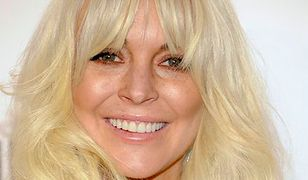 Lindsay Lohan ćwiczy ruchy Liz Taylor
