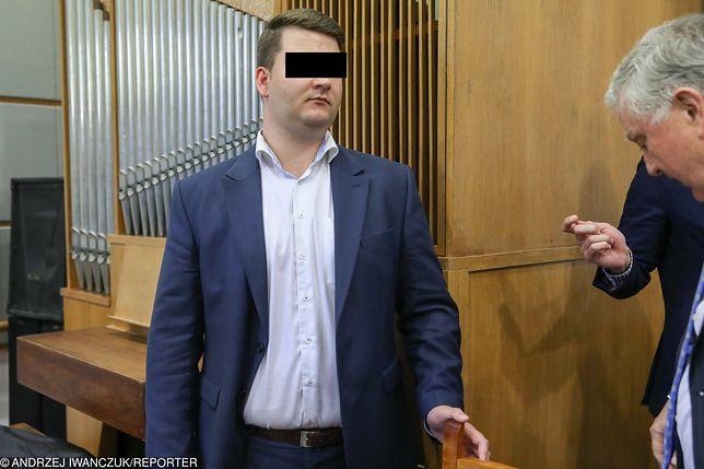 Bartłomiej M. odbywa karę aresztu w tarnowskim więzieniu