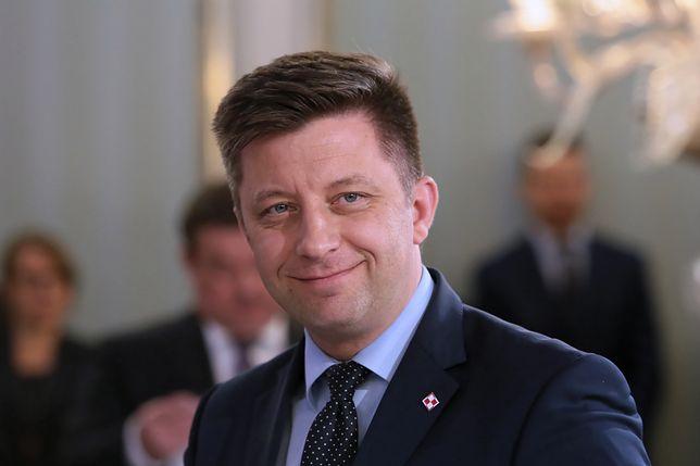 Minister Michał Dworczyk, szef KPRM