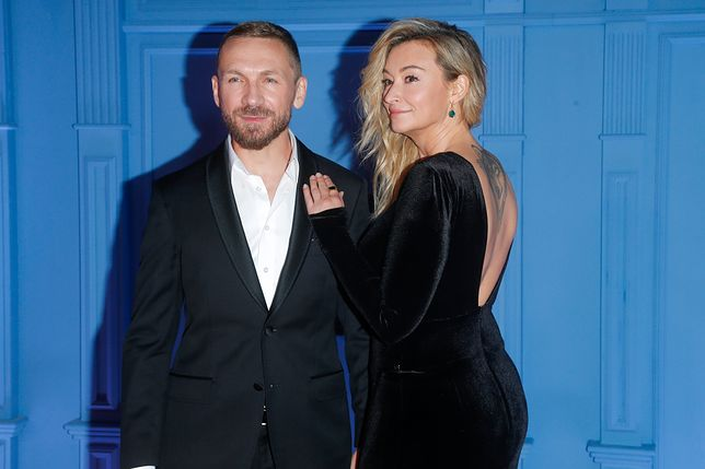 Martyna Wojciechowska i Przemek Kossakowski to jedna z najlepiej dobranych par