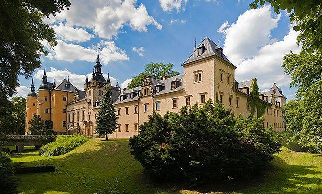 Najpiękniejsze zamki w Polsce - Kliczków