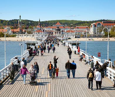 Dzienna stawka za opłatę klimatyczną w Sopocie wynosi aż 4,30 zł od osoby za dobę