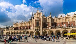 W 2017 r. Kraków odwiedziło 12,9 mln osób