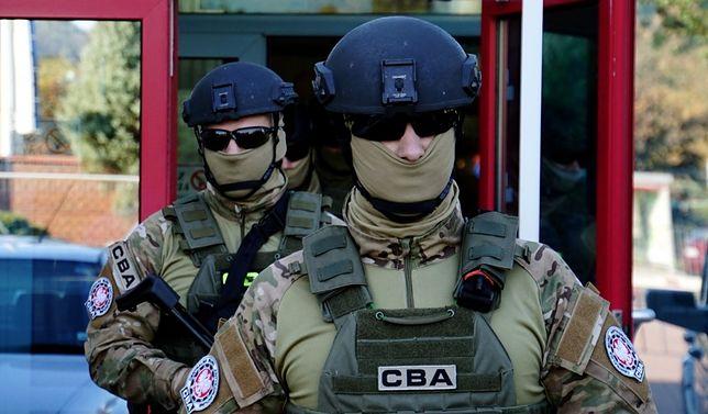 CBA. Akcja wymierzona w grupę przestępczą na terenie całego kraju