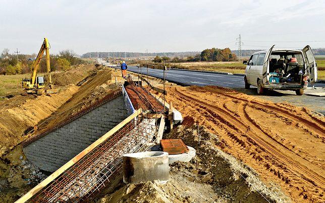 Budowa dróg w Polsce. Dokończą obwodnicę Skawiny