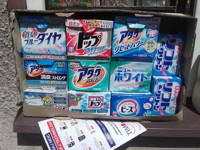 Japońska chemia ma szansę podbić rynek tak jak niemiecka? Pierwsze sklepy już są