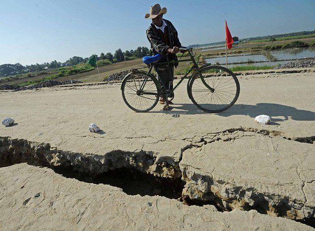Trzęsienia ziemi coraz większą zmorą świata?