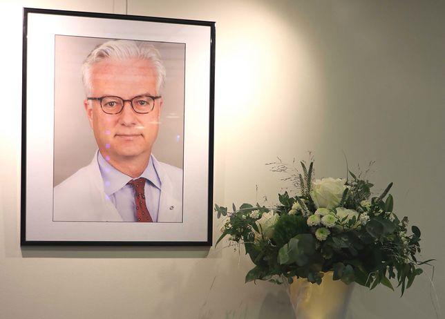 Fritz von Weizsaecker był szanowanym lekarzem