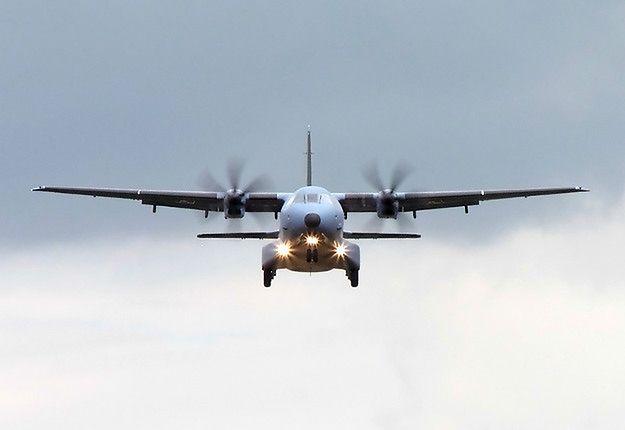 Wylądowały cztery samoloty z Polakami ewakuowanymi ze wschodniej Ukrainy