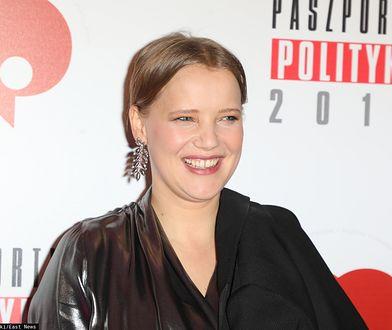 Joanna Kulig wróciła na polskie salony