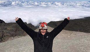 Roxy Getter zdobyła szczyt Kilimandżaro w wieku 8 lat