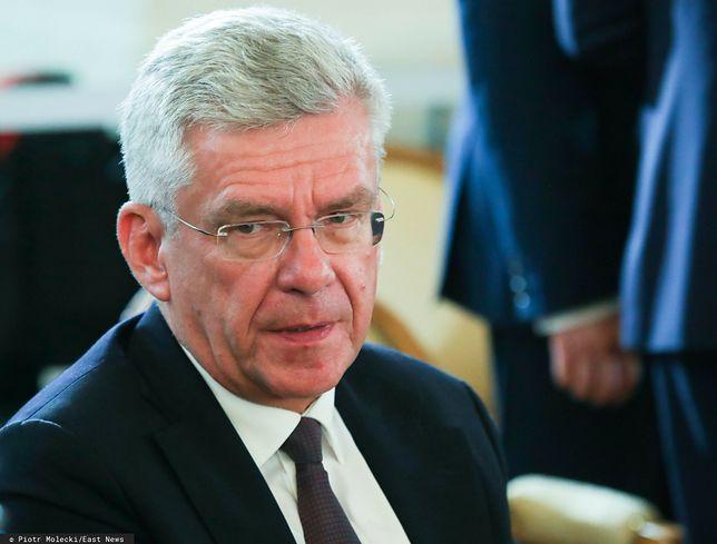 Stanisław Karczewski chwali Daniela Obajtka