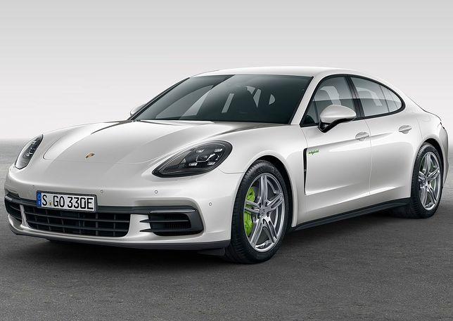 Porsche Panamera 4 E-Hybrid zadebiutuje w Paryżu