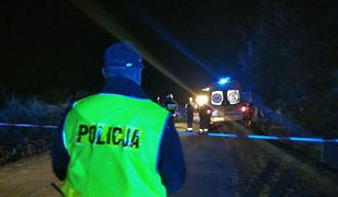Jedna z potrąconych nastolatek zmarła na miejscu, druga w drodze do szpitala