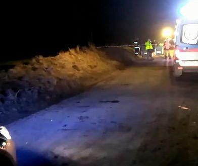 Wypadek w Łąkorzy wydarzył się rok temu